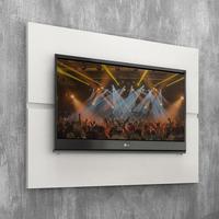 Painel Buzios 1,2 M Para Tv 48´´  Branco