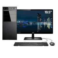 "Computador Completo Intel 7ª Gen, 8GB, HD 500GB, Intel UHD 610, Monitor 19.5"""