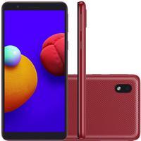 Smartphone Samsung Galaxy A01 Core, 32GB, Dual Chip, 8MP, Tela 5,3