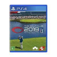 Game The Golf Club 2019 Apresenta Pga Tour - Ps4