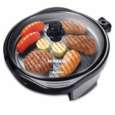 Grill Redondo Mondial Cook & Grill 40 Premium, 220V - G-03