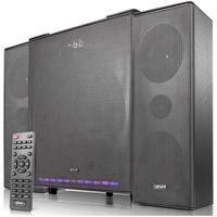 "Home Theater Mini System Bluetooth Knup com Subwoofer de 6,5"", 90W RMS - Kp-6027"