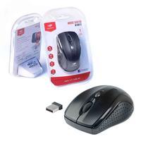 Mouse Wireless C3Tech M-W012BK RC/Nano 1600 DPI Preto