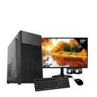 Computador Completo Corporate Asus 4° Gen I5 8gb Hd 1tb Monitor 19