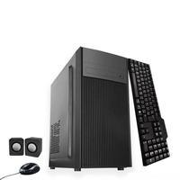Computador Desktop Icc Iv2383cw Intel Core I3 Ghz 8gb Hd 2tb Dvdrw Kit Multimídia Hdmi Windows 10