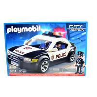 Playmobil Sunny, Carro De Polícia 5673 - 1047