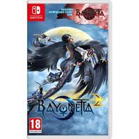 Bayonetta 2 + Bayonetta 1 - Switch