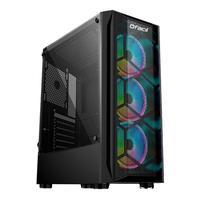 Computador Gamer Fácil Intel Core I5 10400F, 8GB, GTX 1050TI 4GB, HD 500GB, Fonte 500W