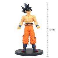 Figure Dragon Ball Super Goku Inst. Superior Inc.creator A