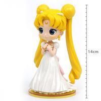 Figure Sailor Moon Princess Serenity Pretty Guardian Qposket