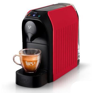 Cafeteira Três Corações Passione Vermelha Para Café Espresso - 20039017 - 110v