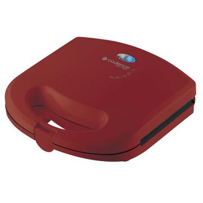 Sanduicheira Minigrill Cadence Easy Meal Ii San231 750W Colors, Vermelha, 127V