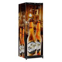 Cervejeira Vertical Esmaltec Geladíssima Cv300r 348l Adesivada 220v 220v