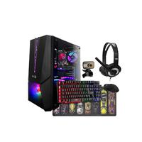 PC Gamer Completo I5, GTX 1650, 16GB, SSD 480GB, Fonte Real 750W