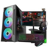 Pc Gamer Completo I3 8gb Gt730 Hd 500gb Monitor 19 Polegadas