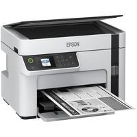Multifuncional EPSON EcoTank Monocromatica, Simplex, Compatibilidade com Epson Connect Solutions - M2120