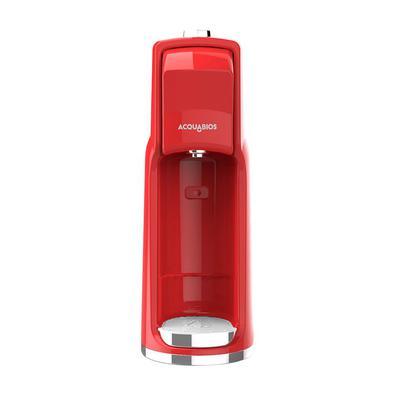 Purificador De Água Acquabios Easy Vermelho Vermelho