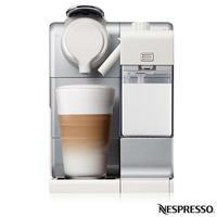 Cafeteira Nespresso Lattissima Touch Prata Para Café Espresso  F521-br - 220v