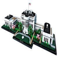 Lego Architecture - A Casa Branca