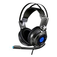 Fone Headset Gamer P2STEREO e USB H200 Preto