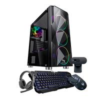 Kit - Pc Gamer Neologic Streamer Nli82429 Intel I5-9400f 16gb (rtx 2060 6gb) Ssd 240gb + Hd 1tb 600w 80 Plus