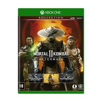 Jogo Mortal Kombat 11 (aftermath Kollection) - Xbox One