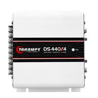 Módulo Amplificador Taramps DS 440X4 440W RMS 4 Canais 110W RMS 2 OHMS Classe D - DS 440X4 - 2 OHMS