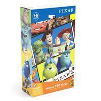 Quebra Cabeça150 Peças Pixar
