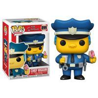 Boneco Funko Pop The Simpsons Chief Wiggum 899