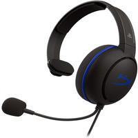 Headset Hyperx Cloud Chat Ps4 Drivers 40mm - Hx-hscchs-bk/am