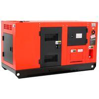 Gerador De Energia A Diesel 33 Kva Trifásico 110-220v Silenciado - Nd33100es3 - Nagano