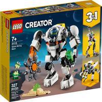 Lego Creator - Robô De Mineração Espacial - 31115