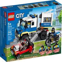 Lego City - Transporte De Prisioneiros Da Policia - 60276