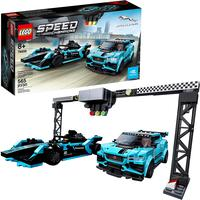 Lego Speed Champions - Formula E Panasonic Jaguar Racing - 76898