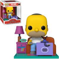 Boneco Funko Pop The Simpsons Homer Couch 909