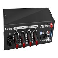 Mixer Automotivo Stetsom Ma1300