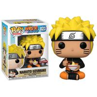 Boneco Funko Pop Naruto With Noodles 823