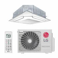 Ar Condicionado Split Cassete Inverter Lg 18000 Btus Q/f 220v Atuw18gplp0.awgzbrz - 220v