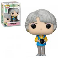 Boneco Funko Pop The Golden Girls Dorothy With Bowling 1011