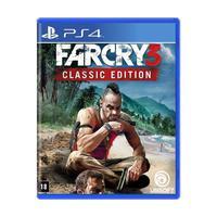 Jogo Far Cry 3 Classic Edition - Ps4