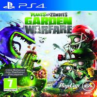 Plants Vs Zombies: Garden Warfare - Ps4