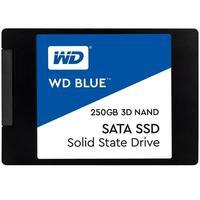 SSD Wd 250GB, Blue, Sata3, 2.5 7mm, Wds250g2b0a