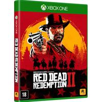 Red Dead Redemption 2 - Xbox-one