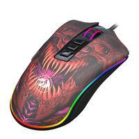 Mouse Gamer Redragon Infernal Dragon Ryu Rgb 16000 Dpi Switch A Laser Sensor Pixart 3389 - Id711