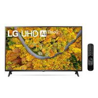 "Smart TV LG 65"" 4K, UHD 65UP7550, WiFi, Bluetooth, HDR Inteligência, Artificial ThinQ Smart Magic, Google"