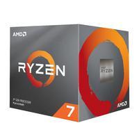 Processador Amd Lga Am4 Ryzen 7 3800xt 3.9ghz 36mb sem Cooler Box