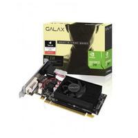 Placa De Video Galax Geforce Gt 210 1gb Ddr3 64 Bits - 21ggf4hi00np