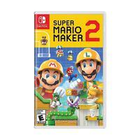 Jogo Super Mario Maker 2 - Switch