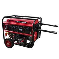 Gerador De Energia A Gasolina 8 Kva Trifásico 220/380v Partida Elétrica - Ng8100e3d - Nagano