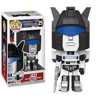 Boneco Funko Pop Transformers Jazz 25